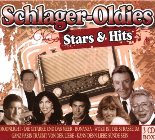 Various - Schlager-Oldies-Stars & Hits