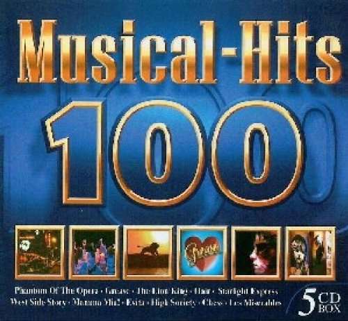 Various - 100 Musical-Hits