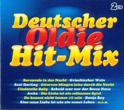 Various - Deutscher Oldie Hit Mix