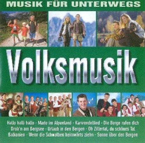 Various - Musik für Unterwegs-Volksmusik