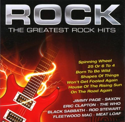 Various - Rock-the Greatest Rock Hits