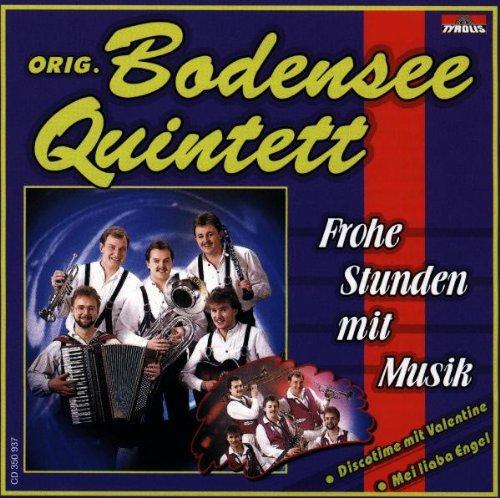 Original Bodensee Quintett - Frohe Stunden mit ...