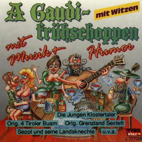Various - A Gaudifrühschoppen mit Musik und Hum...