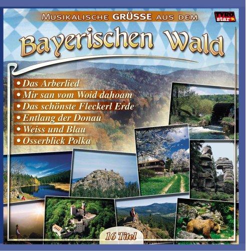 Various - Musikalische Grüsse aus dem Bayerisch...