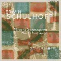 Schulhoff Quartett - Musik für Streichquartett V.1