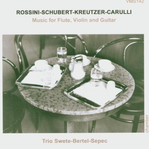 Trio Swete-Bertel-Sepec - Musik F.Flöte,Violine...