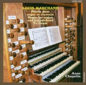 Chapelin - Musik für Orgel und Cembalo/+