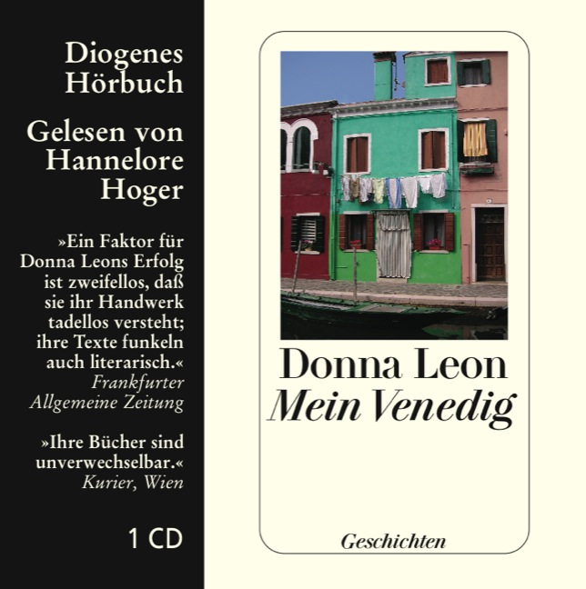 Mein Venedig. CD