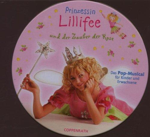 Prinzessin Lillifee und der Zauber der Rose: Ei...