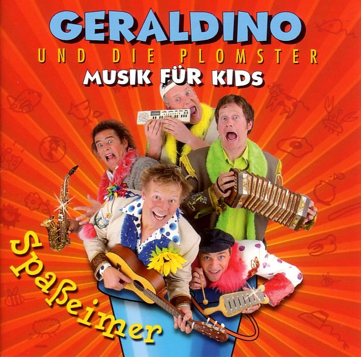 Spaßeimer: Musik für Kids