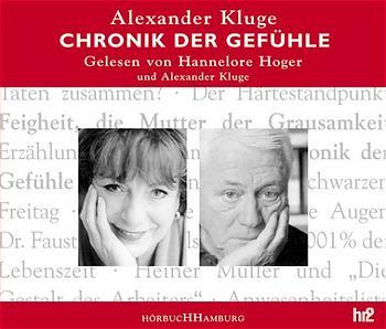 Chronik der Gefühle. 3 CDs. . Lebensläufe