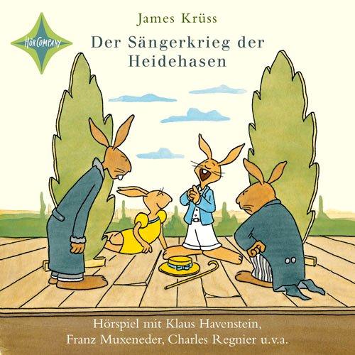 Der Sängerkrieg der Heidehasen. 1 CD: Hörspiel ...
