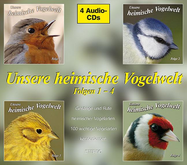 Vogelstimmen - Unsere Heimische Vogelwelt ed.1-4
