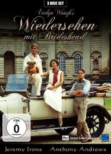 Wiedersehen mit Brideshead (3 DVDs)