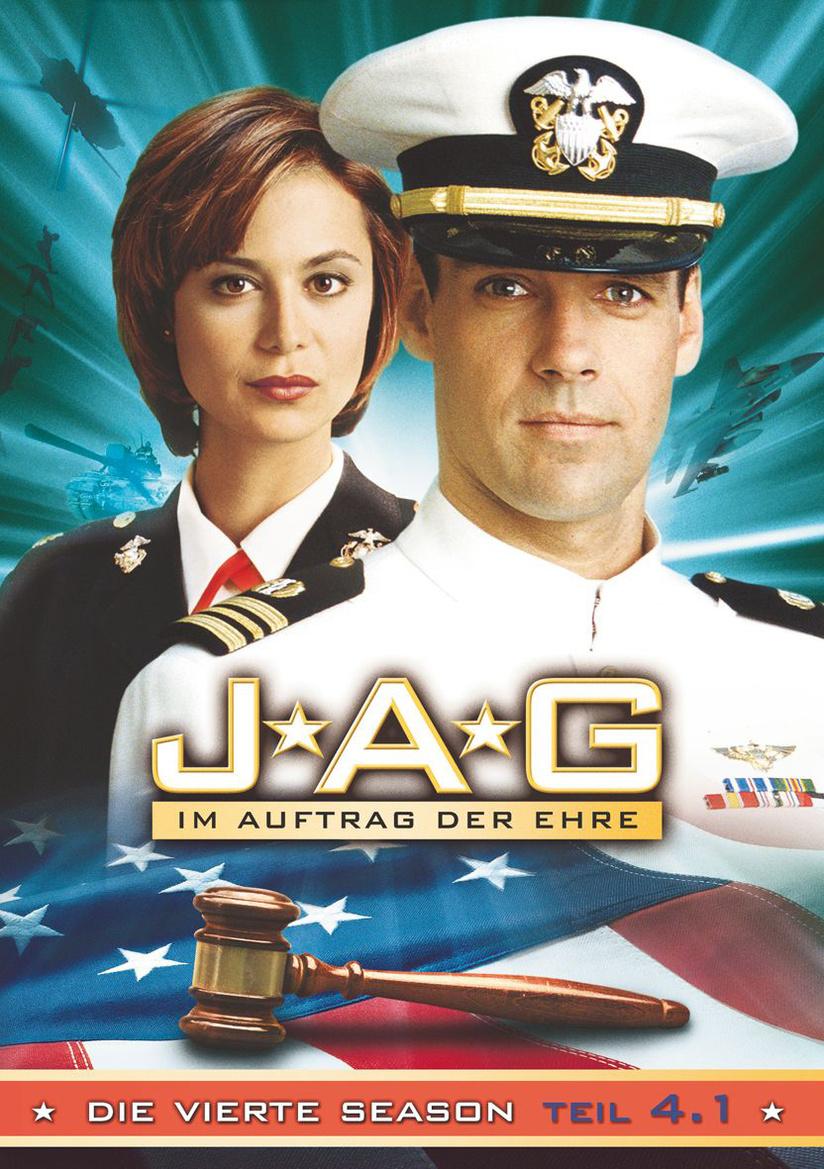 JAG: Im Auftrag der Ehre-Season 4.1