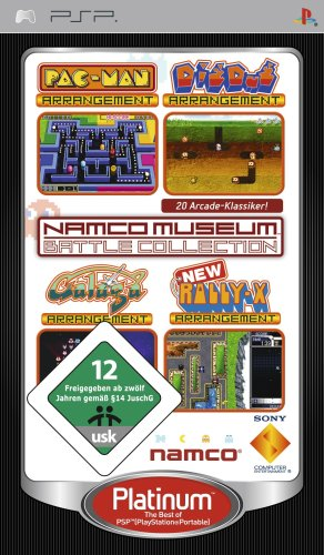 Namco Museum Battle Collection -Platinum-