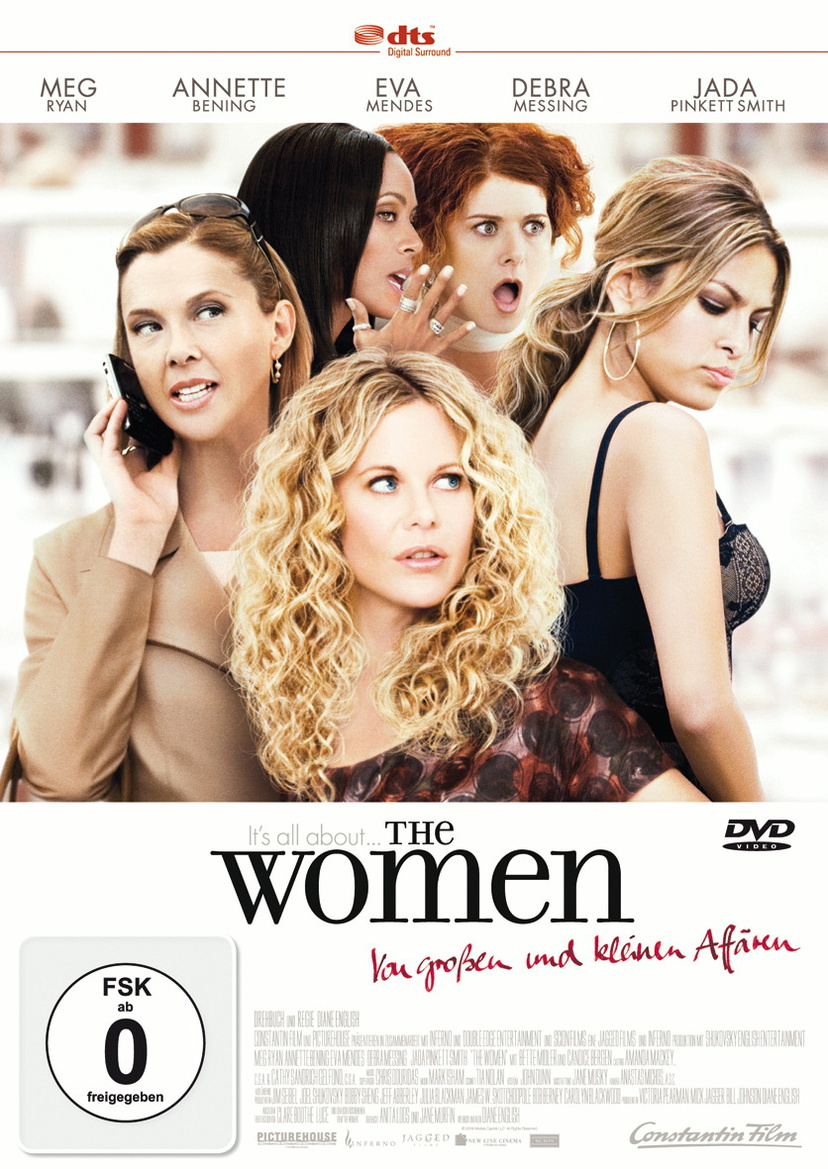 The Women - Von grossen und kleinen Affären