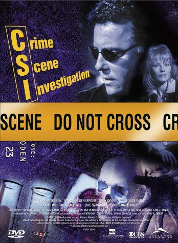 CSI: Season 1.2 (Teil 13-23)