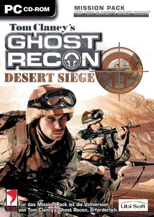 Tom Clancy´s Ghnost Recon: Desert Siege [Add-On]
