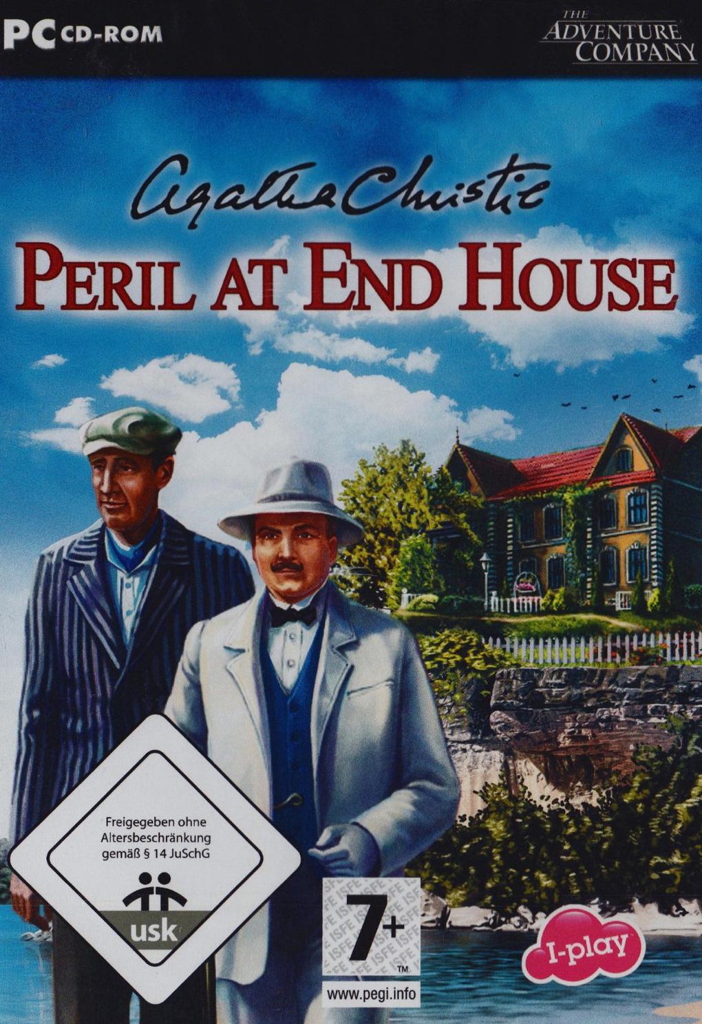 Agatha Christie: Peril at End House Das Haus an der Düne