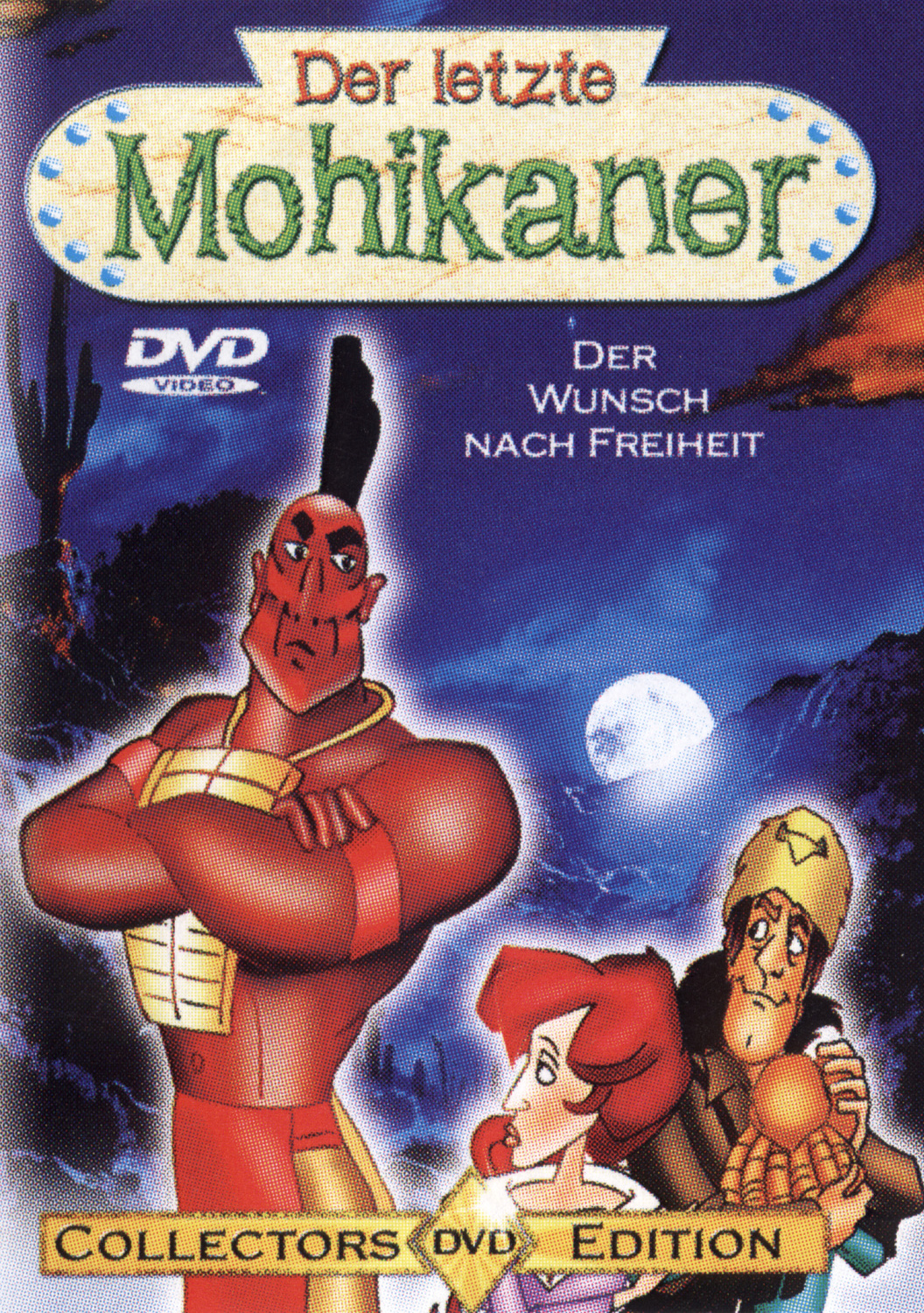 Der letzte Mohikaner (Collector´s Edition)