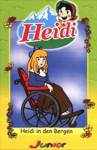 Heidi - Heidi in den Bergen