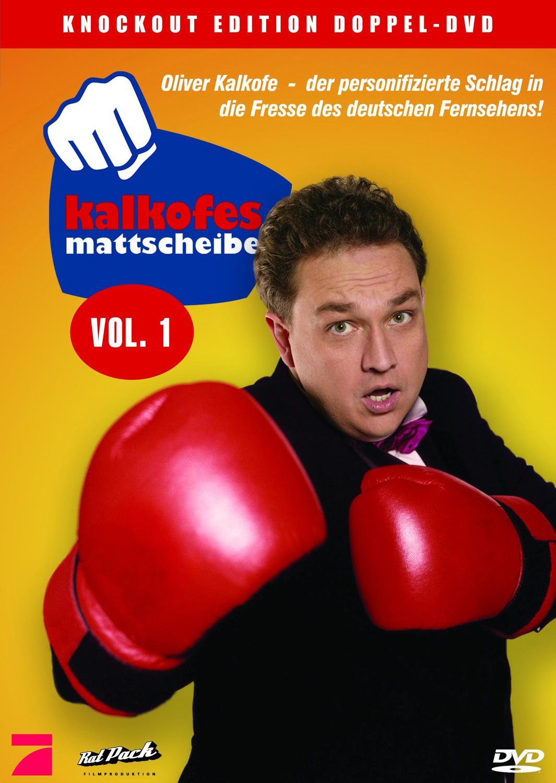 Kalkofes Mattscheibe Vol. 1 (2 DVDs)