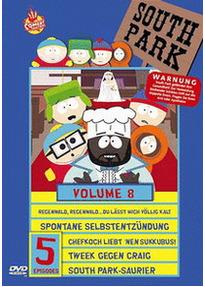 South Park: DVD-Volume 08 (3. Staffel)