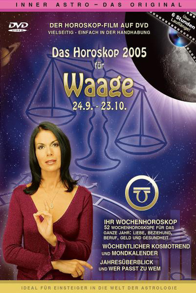 Das Horoskop 2005: Waage