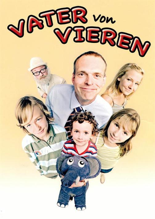 Vorschaubild von Vater von Vieren - DVD-Filme - FSK 0