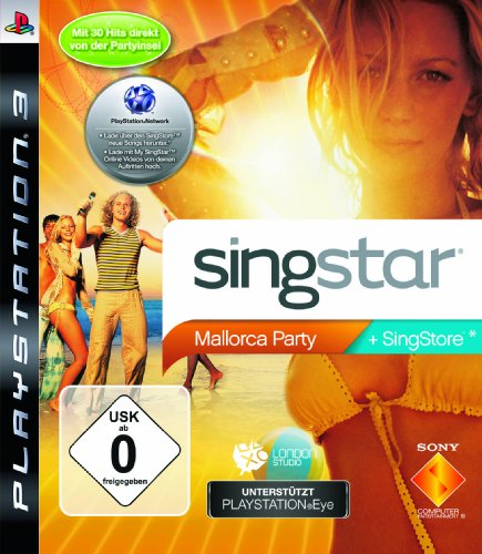 SingStar Mallorca Party (nur Software)