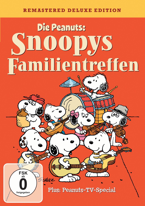 Peanuts: Snoopys Familientreffen