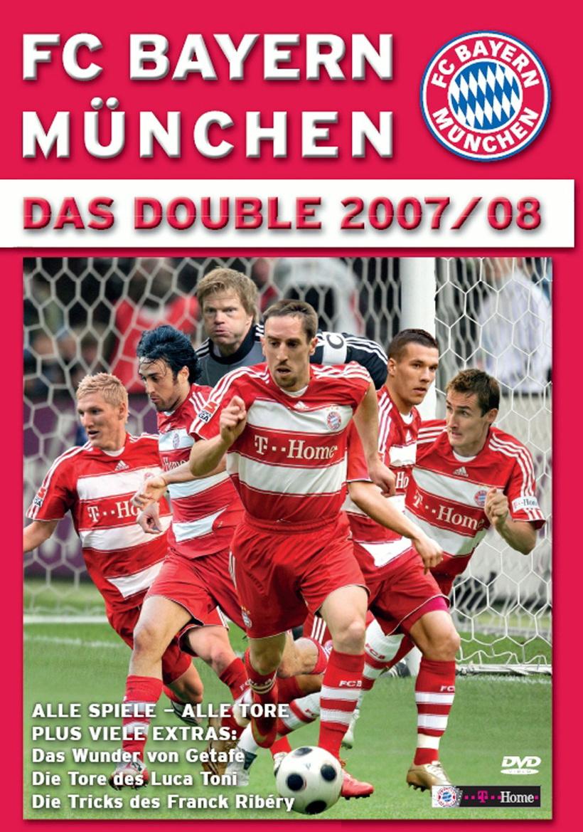 FC Bayern München - Das Double 2007/2008