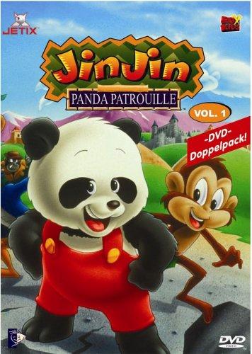 Jin Jin und die Panda Patrouille - Box (2 DVDs)