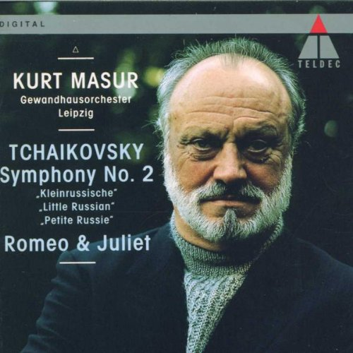 Kurt Masur - Sinfonie 2 u.a.