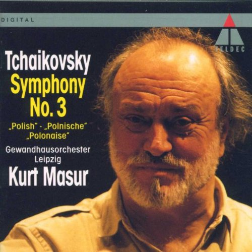 Kurt Masur - Sinfonie 3