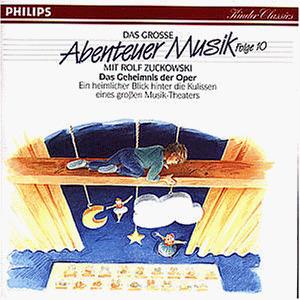 Rolf Zuckowski - Das grosse Abenteuer Musik Fol...