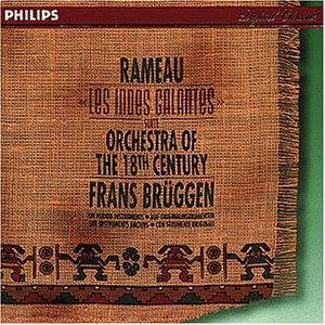 Frans Brüggen - Les Indes Galantes-Suite
