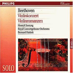 Szeryng - Solo - Beethoven (Violinkonzerte)