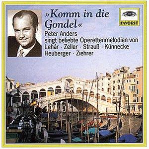 Peter Anders - Favorit - Komm in die Gondel (Pe...