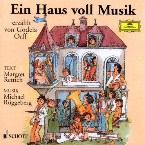 Margret Rettich - Ein Haus Voll Musik