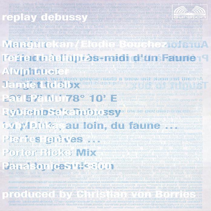 Various - Replay Debussy