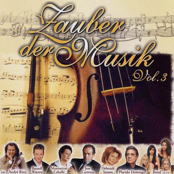 Various - Zauber der Musik Vol.3