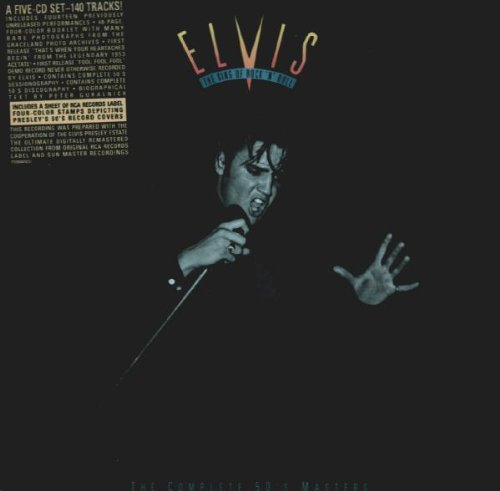 Elvis Presley - The King of Rock ´N´ Roll - The Complete 50´s Masters