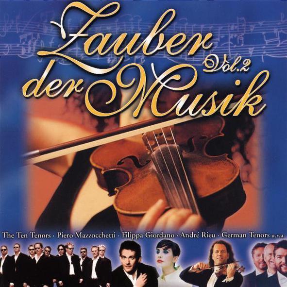 Various - Zauber der Musik Vol. 2