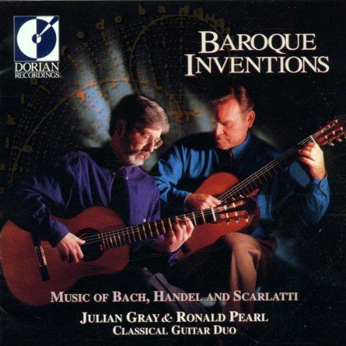 Julian Gray - Barocke Inventionen (Musik für zw...