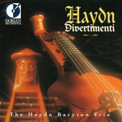 Haydn Baryton Trio - Divertimenti