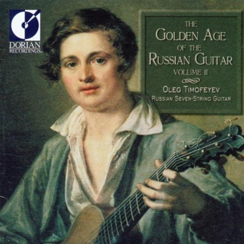 Oleg Timofeyev - Golden Age of Russian Guitar V...