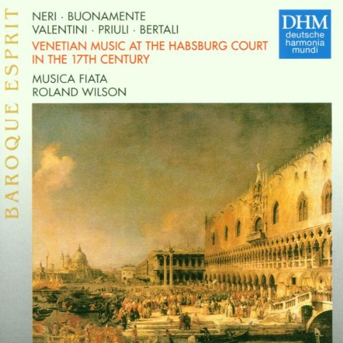 Wilson - Baroque Esprit - Venetianische Musik a...