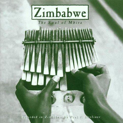 Various - Ethnische Musik - The Soul Of Mbira Z...
